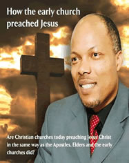 How the early church preached Jesus (CD)